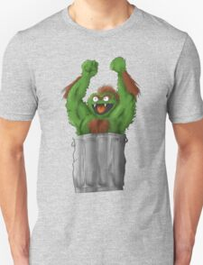 Sesame Street Fighter: Oska T-Shirt