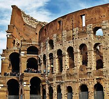 The Colosseum, Rome by Stephen Burke
