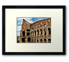 The Colosseum, Rome Framed Print