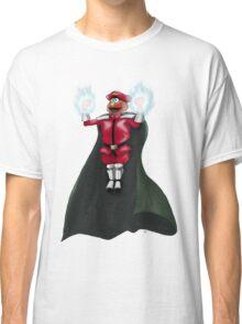 Sesame Street Fighter: Elmo Bison Classic T-Shirt