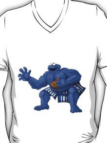 Sesame Street Fighter: C. Monda T-Shirt