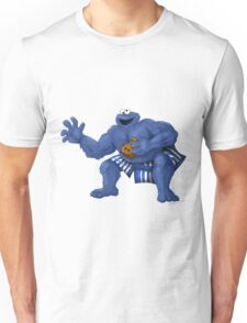 Sesame Street Fighter: C. Monda Unisex T-Shirt