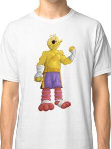 Sesame Street Fighter: Big Bagat Classic T-Shirt
