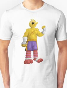 Sesame Street Fighter: Big Bagat T-Shirt