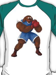 Sesame Street Fighter: Baldog T-Shirt
