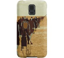 embarkation two Samsung Galaxy Case/Skin