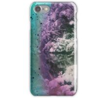 Snow Trilogy #3 iPhone Case/Skin