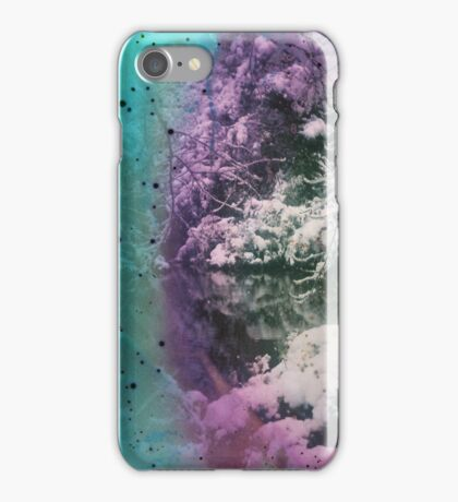 Snow Trilogy #3 iPhone Case/Skin