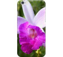 Purple Orchid iPhone Case/Skin
