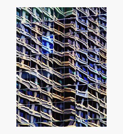 The Puzzle of Modern Living Photographic Print