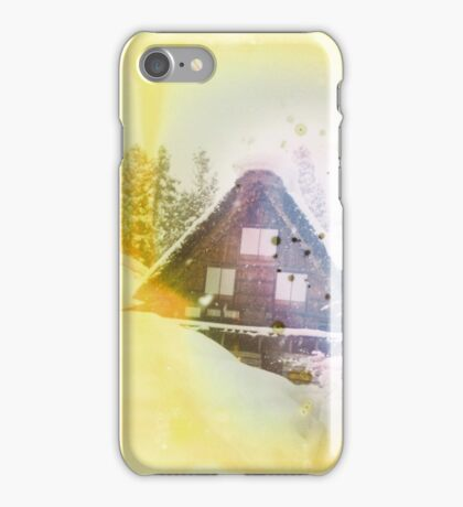Warm as Snow Trilogy #2 iPhone Case/Skin