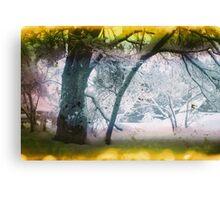 Warm as Snow Trilogy #1 Canvas Print