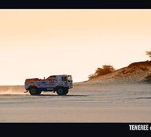 Teneree Desert by Hanszio