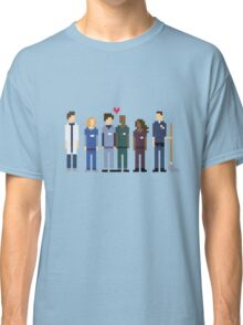 Everybody's Favorite Doctors. Classic T-Shirt