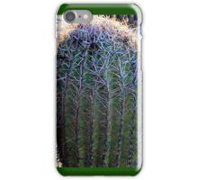 AZ Barrel Cactus iPhone Case/Skin