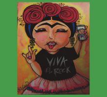 Frida Rocks / Frida Roquera One Piece - Short Sleeve