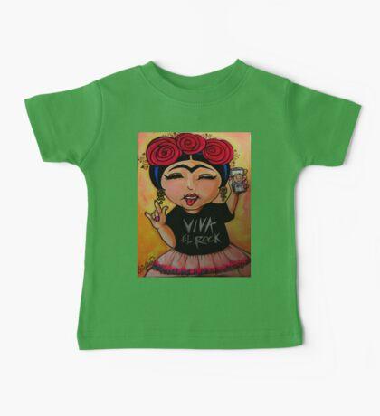Frida Rocks / Frida Roquera Baby Tee