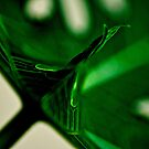 He dressed in dark green...On Featured Work by Kornrawiee