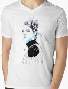 MØ (Karen Marie Ørsted) Mens V-Neck T-Shirt