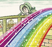 Vintage Rainbow Bridge by VintageBrite