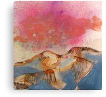 volcano 2 Canvas Print