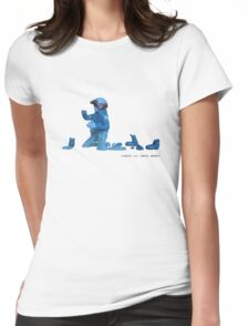 T-1000  Womens Fitted T-Shirt