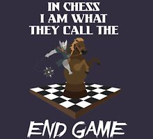 Chess End Game Unisex T-Shirt