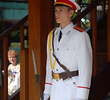 Honour Guard - Vietnam by Loachlover