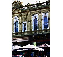 Latte in Williamstown Photographic Print