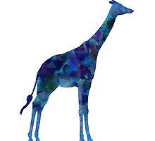 The Giraffe by sutherlandart