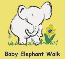 Baby Elephant Walk Kids Clothes