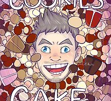 Cookies and Cake! by CityCatSlack