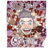 Cookies and Cake! Poster