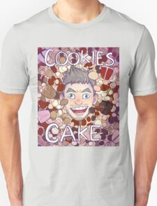 Cookies and Cake! Unisex T-Shirt