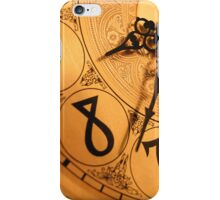 8 O'Clock Shadow iPhone Case/Skin