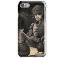 Dragon Trainer - Hiccup iPhone Case/Skin