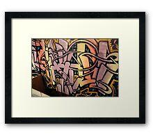 Darren Wilson Framed Print