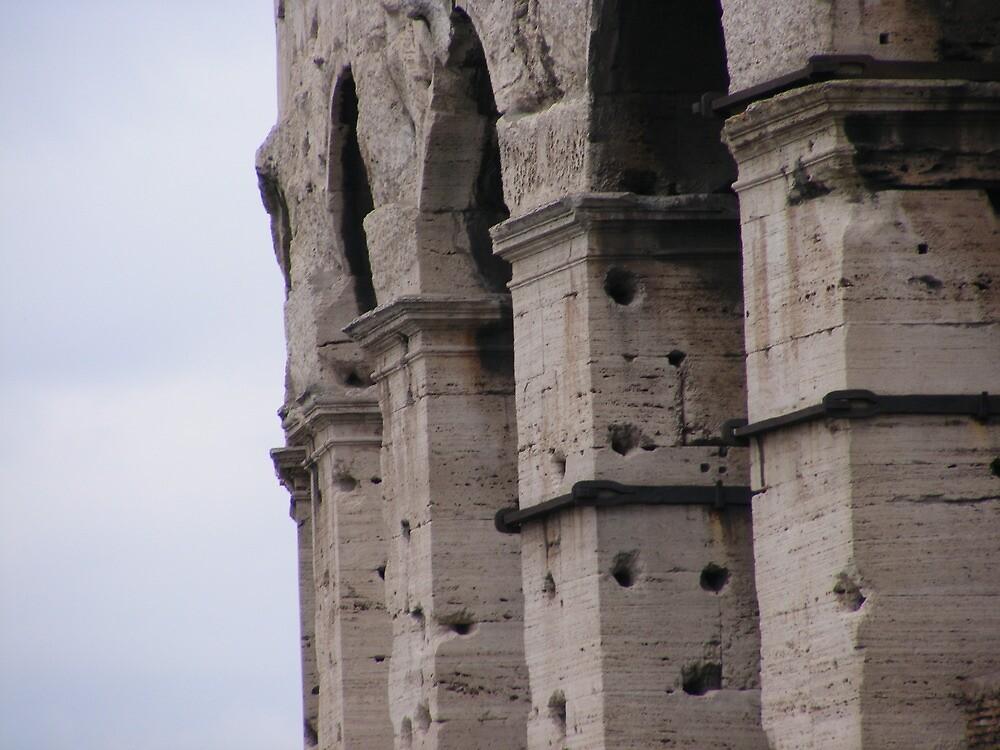 The Coliseum - close up by minikin