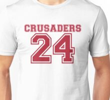 24 - Red Unisex T-Shirt