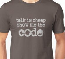 Show Me the Code Unisex T-Shirt