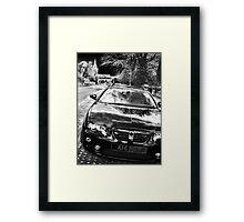 Rev Framed Print