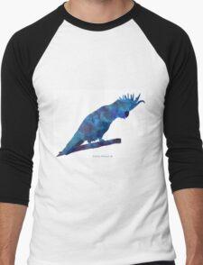 The Cockatoo Men's Baseball ¾ T-Shirt