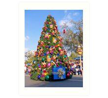 A Remote Control Christmas Tree !!!!???? Art Print