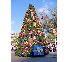 A Remote Control Christmas Tree !!!!???? Photographic Print
