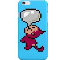 EarthBound -- Bubble Monkey iPhone Case/Skin