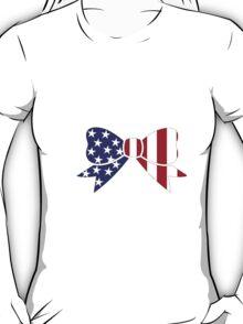 USA Bow T-Shirt