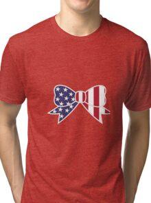 USA Bow Tri-blend T-Shirt