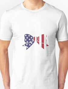 USA Bow Unisex T-Shirt