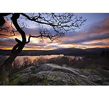 Windermere From Jenkins Crag Photographic Print