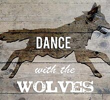 Dance With The Wolves by Tia Allor-Bailey